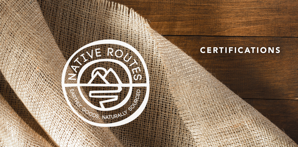 Native Routes Certifications