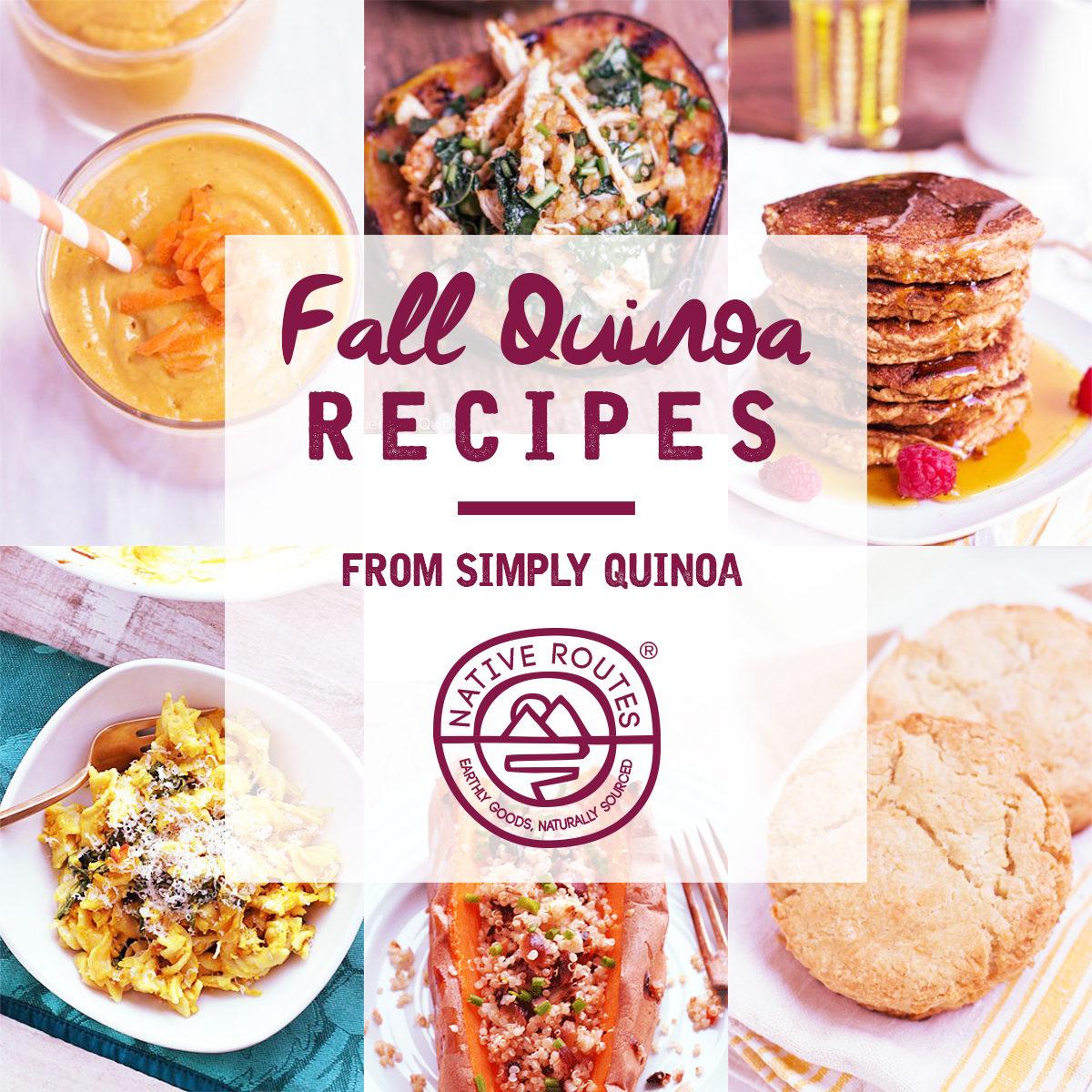 Fall Quinoa Recipes