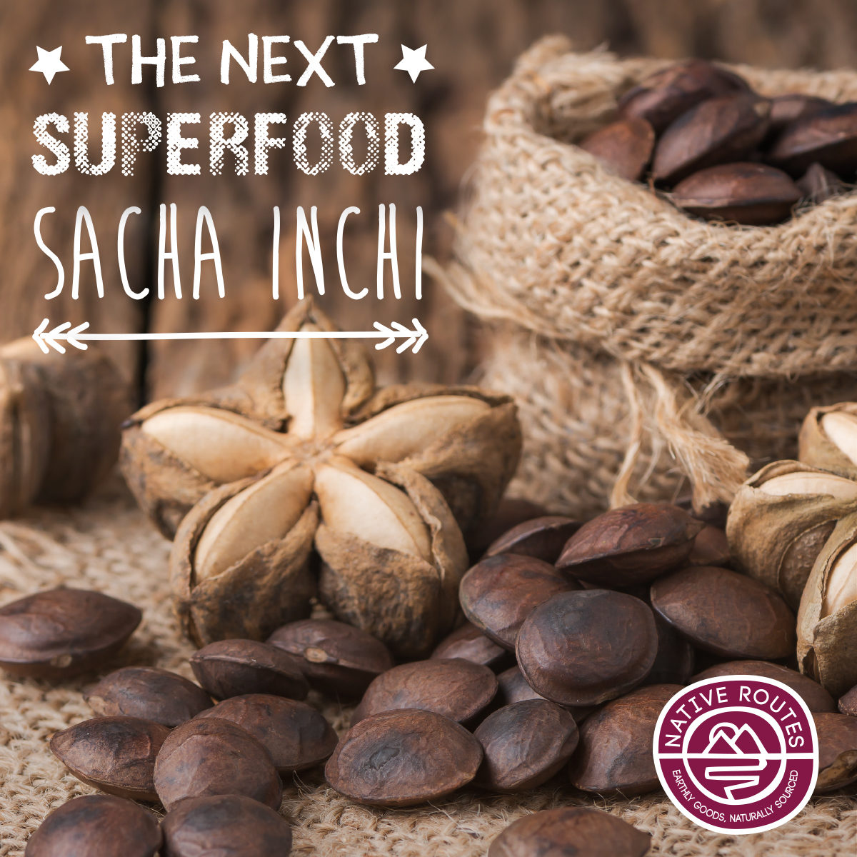 Sacha Inchi Is Supposedly The Next 'Superfood,' But Something's Fishy