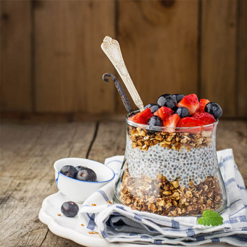 11 Proven Health Benefits of Chia Seeds